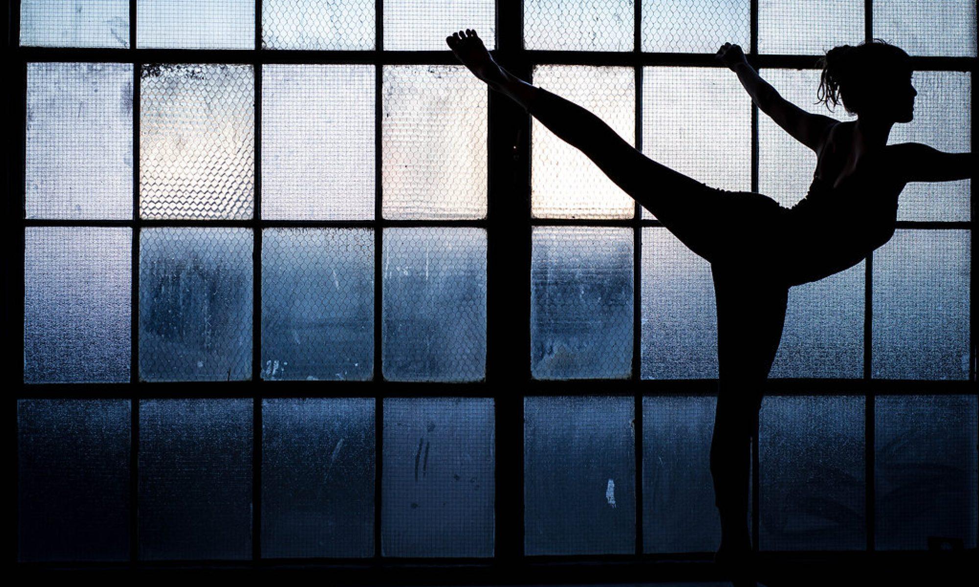 Delphine Leroux - Dance professional